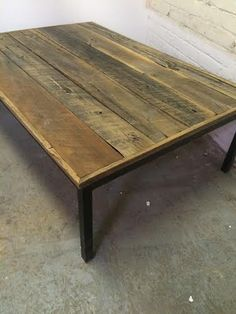 items similar to reclaimed barn wood coffee table on etsy