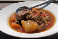Leftover Roast Beef Stew | Food.com