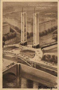 1937 - #Paris - Exposition Internationale