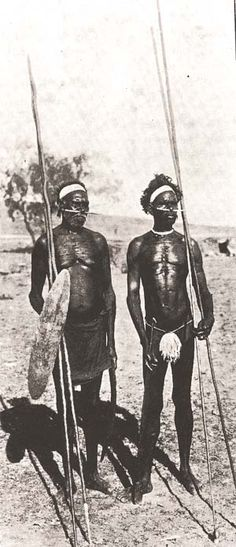 "Kimberly Aboriginal History ""Kimberley Tribesmen"": Copyright 'The History of the North West of Australia', Edited by JAS. S. Battye, 1915. #HCFpost"