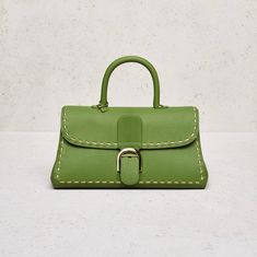 Empire  a rich and lustrous shade of green unique to the  DelvauxAW17  collection Season 0a0279fb07