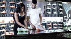 Ce clip, Nike Digital Retail Experience, est proposé par Jamsession.tv sur Vimeo, le site d'hébergement des vidéos de haute qualité…
