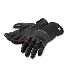 Rękawice Motard 14 to lekkie rękawice zaprojektowane do jazdy turystycznej, oferują idealne połączenie ochrony, wentylacji i komfortu. #ducati