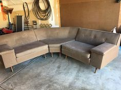 huge inventory 38e75 b4e9e 116 Best Vintage sectionals images | Corner sofa, Modular ...