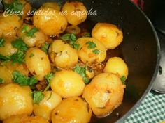 The Portuguese Gardner Potatoes