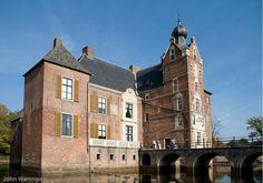 Kasteel De Cannenburgh te Vaassen / Gelderland Nederland