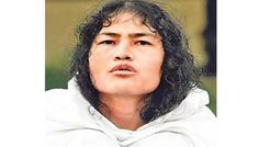 Having shunned food and water for the last twelve years, Manipur's 'Iron Lady' Irom Chanu Sharmila has decided not to accept any award till the Armed Forces (Special Powers) Act is withdrawn. When social activist and litterateur Mahasweta Devi presented an award by a group of Kerala writers under the forum of Kovilan Trust, Irom Singhajit, who represented his sister Sharmila, politely returned it.