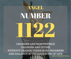 Angel Number 1122 is telling you to listen carefully to your inner wisdom and. Angel Number 11, Angel Number Meanings, Tarot, Hard Words, Life Path Number, Angel Guidance, Spiritual Meaning, Manifestation Law Of Attraction