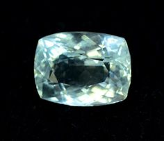 2.60 CTS Radiant Cut Untreated Natural Aquamarine Gemstone From Pakistan  available on my gemrock store gemrockauctions.com/stores/k2gemstones For Interesting Buyers Only