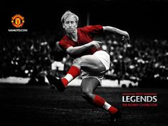 Legend .. Sir Bobby Charlton