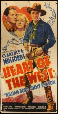 William Boyd in Heart of the West