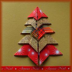 30 et alors ...: DIY : carte de Noël ... A 3 roubles...