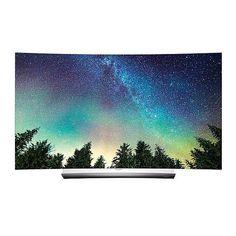 LG OLED65C6V OLED Curved tv 4.299