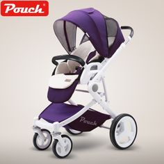 Pouch Children Stroller Landscape Baby Stroller Kinderwagen Poussette Baby Throne Infant Pushchair Pram For The Newborn Travel Stroller, Pram Stroller, Strollers For Dolls, Baby Strollers, Baby Prams, Baby Faces, Baby Carriage, Baby Car Seats, Children