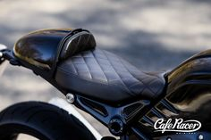Essai : BMW Nine-T Racer by Kikishop Custom - Cafe Racer