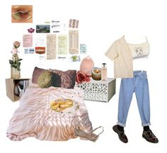 """""""lazy day"""" by blkgrid ❤ liked on Polyvore featuring Cultural Intrigue and Prada"""