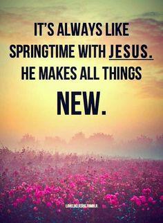 Jesus is with u