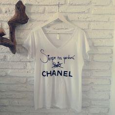 """""""Siempre nos quedará Chanel """" Aire Retro."""