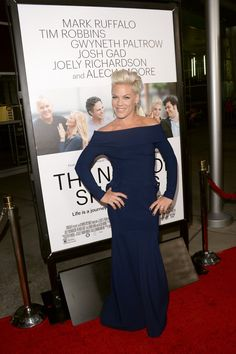 #Pink at the 'Thanks For Sharing' premiere