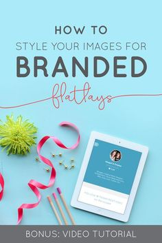 Branded photography for your own small business | Branding tips