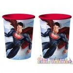 man of steel birthday party supplies photos | Superman Man of Steel Reusable Keepsake Cups (2ct)