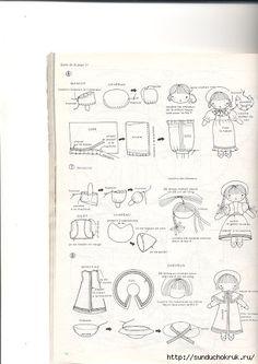 Mimin Dolls: Bonequinhas doces 4 de 5