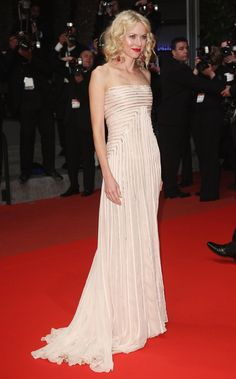 Naomi Watts in Gucci #HauteCouture #RedCarpet