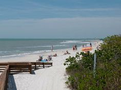 MustDo.com | Must Do Visitor Guides | Clam Pass Park is a gorgeous, family friendly beach with soft white sand, calm waters and is one of the most popular beach access points in the Naples, Florida area.