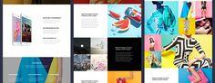 #webdesign #web #design #UI #UX #inspiration #creative #layout #landing #flat #material #gradient #column #grid #responsive #modular #userinterface #user #interface #experience #userexperience #theme
