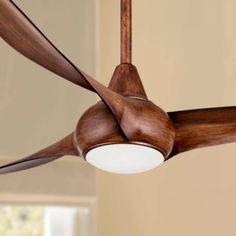 Here are fresh designs for ceiling fans which look great in any room of your house 52 Minka Aire Light Wave Distressed Koa Ceiling Fan Brushed Nickel Ceiling Fan, Bronze Ceiling Fan, Contemporary Ceiling Fans, Contemporary Style, Modern Ceiling Fans, Hugger Ceiling Fan, White Ceiling Fan, Coastal Ceiling Fan, Nautical Ceiling Fan