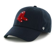 Made and Designed by 47 Brand. - Multiple Sizes Available. Refer to size  dropdown menu. - Embroidered on the front and back is a Boston Red Sox logo. 06118018083