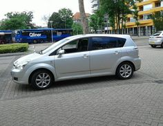 Autoparticulares Toyota Corolla Verso 18i Sol Coches