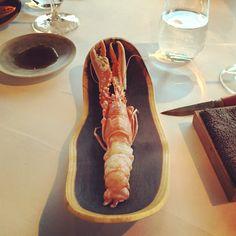 Langoustine: essential purity #KOKS #Torshavn #presstrip #travel #viaggi #fermataFaroe #food #toprestaurant #cuisine #restaurant