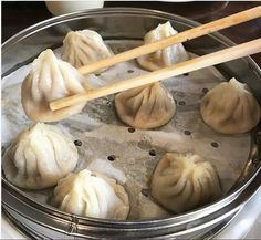 Dinner isn't complete without a serving of Xiaolong bao.