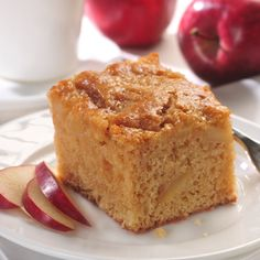 Five-Star Apple Cinnamon Cake