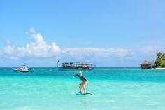 Surf's Up: Four Seasons Maldives  www.theroadlestraveled.com