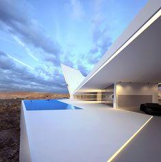 Striking conceptual projects by Ukrainian designer and architect Roman Vlasov…