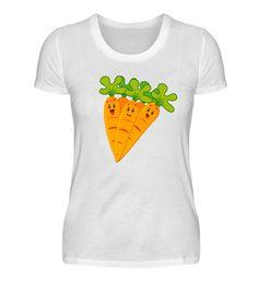 lachende Karotten T-Shirt Basic Shirts, T Shirts For Women, Tops, Fashion, Carrots, Laughing, Woman, Moda, Fashion Styles