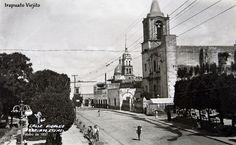 Zona Centro en Irapuato Guanajuato , Mexico ,,,, calle Hidalgo