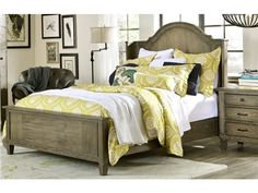 Shop for Legacy Classic Furniture Shelter Bed - King, 2760-4706K, and other Bedroom Beds at Englishman's Interiors in Dallas, TX. Includes Headboard 82x8x64. Footboard 83x3x23 and Slats. Bolting Rails 2x76x12. Slats include 3 Pieces with 6 Feet and sit 11 Inches from the Floor.