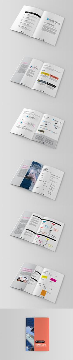 82 best Design images on Pinterest Charts, Brand manual and Close