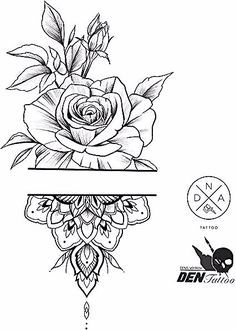 : 55 Simple Small Flower Tattoos Drawing Tattoos Ideas For Women This Season Thes… Flower Tattoos tattoo - flower tattoos - 55 Simple Small Flower Tattoos Drawing Tattoos Ideas For Women This Season Thes Flower Tattoos ta - Flower Tattoo Drawings, Small Flower Tattoos, Flower Tattoo Designs, Small Tattoos, Drawing Tattoos, Mandala Flower Tattoos, Drawing Flowers, Family Tattoos, Watercolor Tattoos