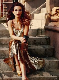 Kate Beckinsale in Allure Magazine, August 2012