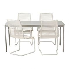 Brugge garden furniture set from Out & Out Original | housetohome.co.uk