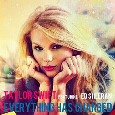 Taylor Swift Everything has changed cover made by Pushpa
