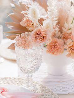 Birthday Flower Power Cascade Centerpiece Table Decor Celebration Party