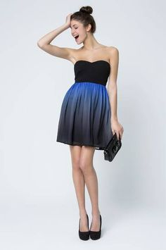 Find the latest womens fashion and new season trends at TALLY WEiJL. Shop must-have jeans, dresses, jumpers and more. Latest Fashion For Women, Womens Fashion, Tally Weijl, Strapless Dress Formal, Formal Dresses, Dip Dye, Skater Dress, Beautiful Dresses, Woman