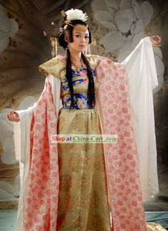Chinese Costume on Pinterest | Hanfu, Princess Costumes and Chinese D ...