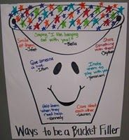 Ways to be a Bucket Filler