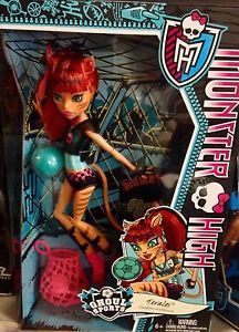 Monster High Ghoul Sports Toralei Doll New Exclusive | eBay